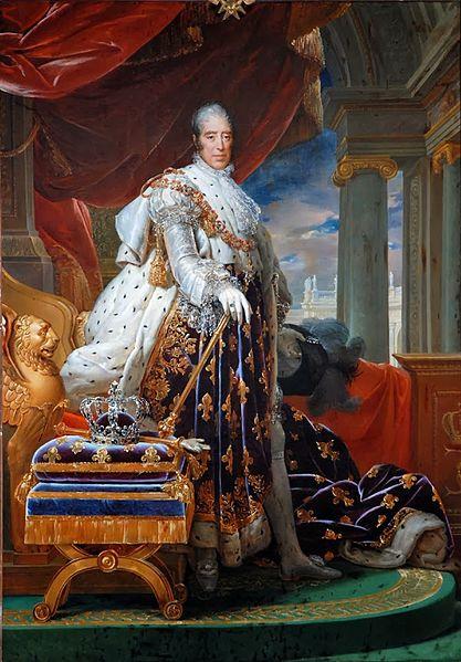 CH X F Gérard 1829