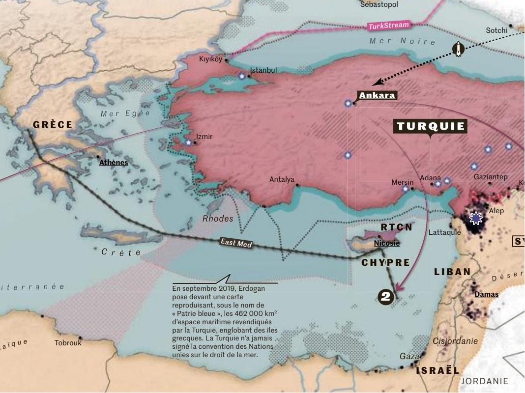 turquie medit grece