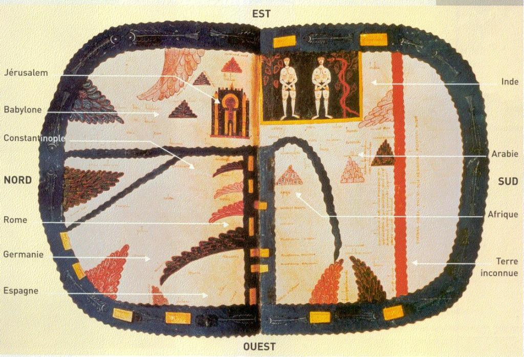 manuscrit milieu XIe siècle